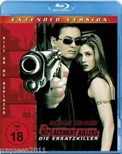 The Replacement Killers - Die Ersatzkiller [Blu-ray] Chow Yun-Fat  * NEU & OVP *