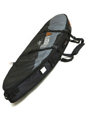 KOMUNITY  DOUBLE LIGHTWEIGHT TRAVELLER SURFBOARD BAG - 6'6""