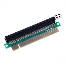 New PCIe PCI-express 164pin 16x extender riser Card Flexible Cable 25mm