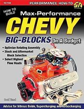 How to Build Max-Performance Chevy Big-Blocks on a Budget by David Vizard...
