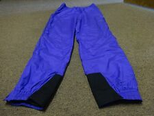 VTG THE NORTH FACE EXTREME PANTS SZ XL MEN HIKING SPORT PURPLE 90S