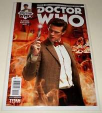DOCTOR WHO : THE ELEVENTH DOCTOR # 11 (Cover B) Titan Comic May 2015 NM