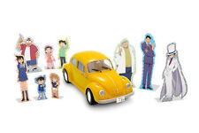Detective Conan Car Model Kit Case Closed Figure Anime Licensed NEW