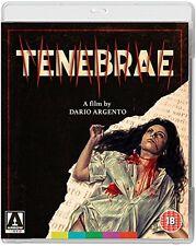 TENEBRE di Dario Argento BLURAY+DVD NEW .cp