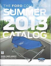 Ford Collection Summer 2013 Catalog 16 Pages of Goodies Summer 13
