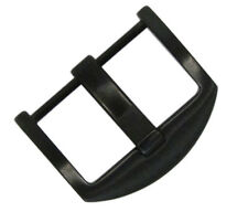 24mm Panatime PVD (Black) ARD Watch Buckle - Screw-in Attachment