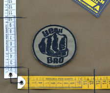 """Ricamata / Embroidered Patch """"Yeah Bro"""" Coyote Tan with VELCRO® brand hook"""