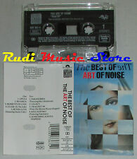 MC ART OF NOISE The best of 1988 POLYDOR germany 837 367-4 cd lp dvd vhs