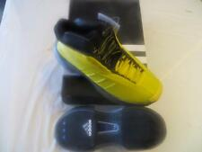 ADIDAS CRAZY 1 KOBE BASKETBALL SHOES (C98371) SZ 8 YELLOW/BLACK RET $125 NIB