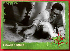 NIGHT OF THE LIVING DEAD - Card #08 - Smash its Brains In - Unstoppable