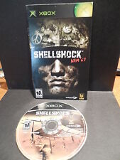 ShellShock: Nam '67 for Microsoft Xbox No Case.