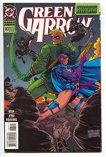 Green Arrow 83 1st Series DC 1994 NM Huntress Chuck Dixon Ninja