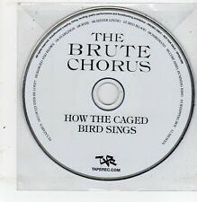 (ET822) The Brute Chorus, How The Caged Bird Sings - DJ CD