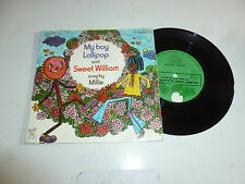 "MILLIE - My Boy Lollipop - 1970 UK 2-track 7"" vinyl single"