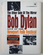 THE OTHER SIDE OF THE MIRROR / BOB DYLAN LIVE AT NEWPORT FESTIVAL 1963 - 65 / RO