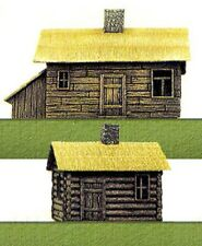 Pegasus 850 1/144 Russian Farm House (Assembled)