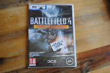 Jeu BATTLEFIELD 4 SECOND ASSAULT pour PC NEUF sous blister version FR