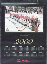 "1972 Team Canada Advertising Poster for Tim Hortons, 2000 ""Game On"" Promotion"