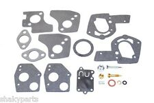 11140 Rotary Carburetor Kit Compatible With Briggs & Stratton 495606, 494624