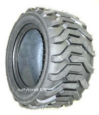 18x8.50-10 Carlisle TRAC CHIEF R4 loader lug tire  with SHIPPING INCLUDED