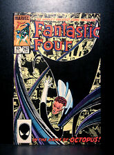COMICS: Marvel: Fantastic Four #267 (1980s) - RARE (figure/ironman/spiderman)