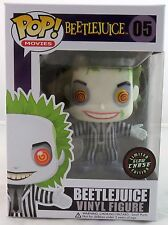 Funko Pop Beetlejuice #05 Limited Glow Chase Edition