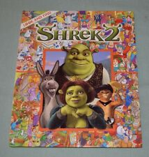 BOOK HC Look and Find - Shrek 2