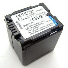 7.2v Battery for Panasonic HDC-TM700K PV-GS90 SDR-H79 SDR-H79K SDR-H79P SDR-H80