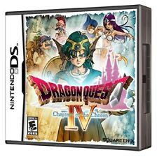 NINTENDO DS GAME DRAGON QUEST CHAPTERS OF THE CHOSEN BRAND NEW SEALED