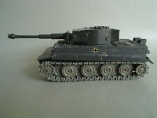 """SOLIDO MADE IN FRANCE """"TIGER"""" TANK N°222 12/1969 WITHOUT BOX 1/50 SCALE"""