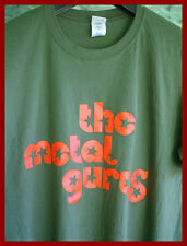 THE METAL GURUS ( WAYNE HUSSEY / THE MISSION ) - GRAPHIC T-SHIRT (L) (XL)
