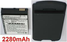 Coque + Batterie 2280mAh 502920-003 HSTNH-W19B-S  Pour HP iPAQ Data Messenger