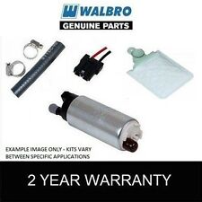 WALBRO 255 LPH FUEL PUMP UPGRADE - TOYOTA STARLET TURBO / GLANZA TURBO EP82 EP91