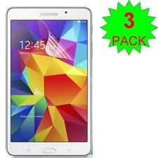 3X Ultra Clear Screen Protector Film Cover Guard Samsung Galaxy Tab 4 7 inch+PAK