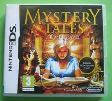 ★☆☆ DS game - Mystery Tales: Time Travel ☆☆★