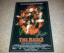 "THE RAID 2 : BARANDAL PP SIGNED 12"" X 8"" A4 PHOTO POSTER IKO UWAIS"
