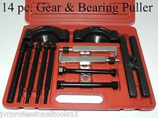 HEAVY DUTY 14pc Gear Puller and Bearing Separator Set