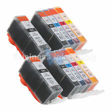 10+ PK PGI-225 CLI-226 Ink for Canon Printer PIXMA MX712 MX882 MX892 iP4820 2PGI