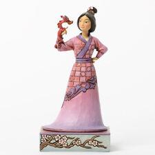 Jim Shore Disney Traditions Mulan and Mushu Determined and Tough 4037510 NIB NEW