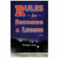 Timothy S Lane - Rules For Becoming A Legend (2014) - Used - Trade Cloth (H