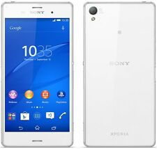 "5.2"" Sony Ericsson XPERIA Z3 D6616 4G LTE Radio 20.7MP 32GB Libre TELEFONO MOVIL"