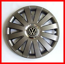 "4x15""  Wheel trims for VW GOLF PASSAT SHARAN CADDY  TRANSPORTER   - graphite"