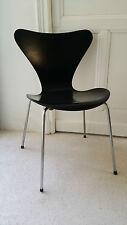 Fauteuil Jacobsen série 7 Fritz Hansen vintage années 50 60  design