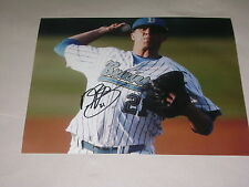 Nick Vander Tuig UCLA Bruins Baseball Signed 8x10 Photo College World Series