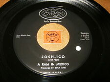 A RAM IN MEXICO - JOSH-ICO - TWILIGHT TIME   / LISTEN - SOUL POPCORN