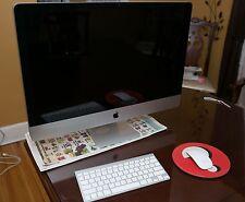 """Apple iMac 27"""" Mid 2011 Quad-core i7 3.4Ghz 16GB RAM 2TB HD 480 SSD 2GB VRAM"""