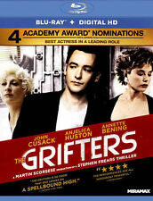 Grifters NEW Blu-Ray Disc/Case/Cover only-no digital/slip Cusack Bening Huston
