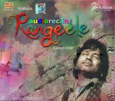 RANGEELE KAILASH KHER - SUFI - NEW BOLLYWOOD SOUNDTRACK CD
