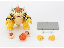 Bowser Super Mario Brothers S.H. Figuarts Bandai Action Figure NEW In Stock