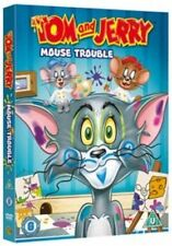 Tom And Jerry - Mouse Trouble (DVD, 2014, 2-Disc Set)
